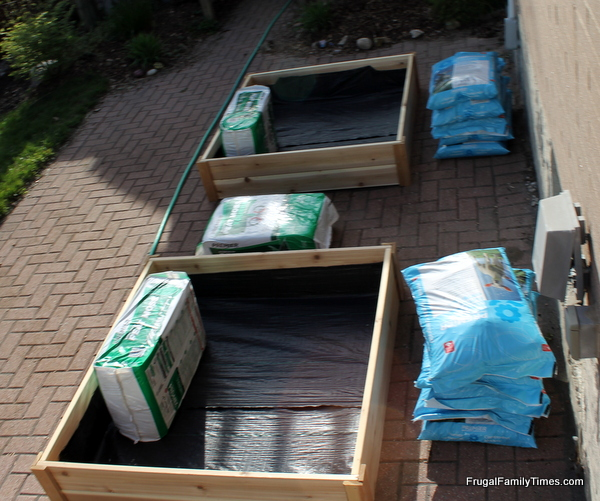 Growing Vegetables In Our Driveway: The Best Soil For