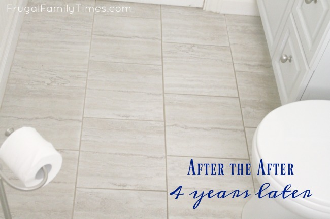 L And Stick Groutable Vinyl Tile Do, Groutable Vinyl Tile In Bathroom