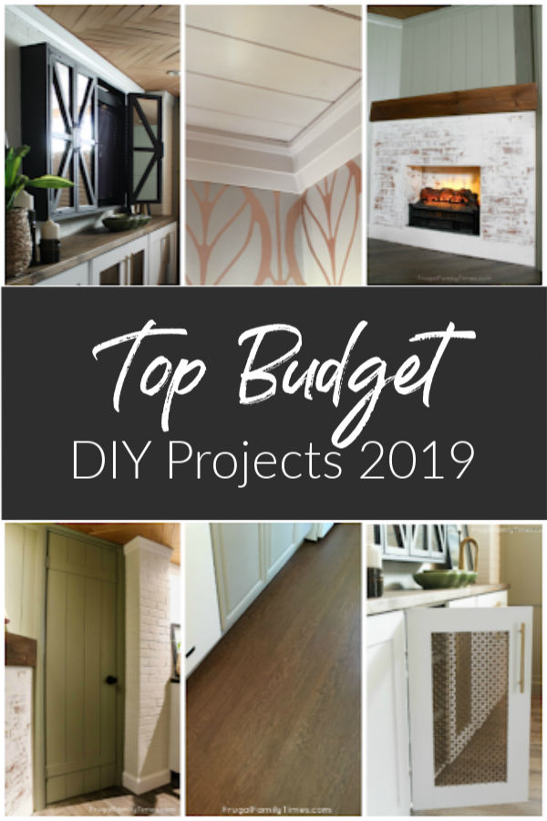Our Top Diy Projects Of 2019 All Are